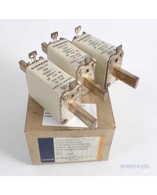 Siemens HLS-Sicherungseinsatz 3NE4117 (3Stk.) OVP