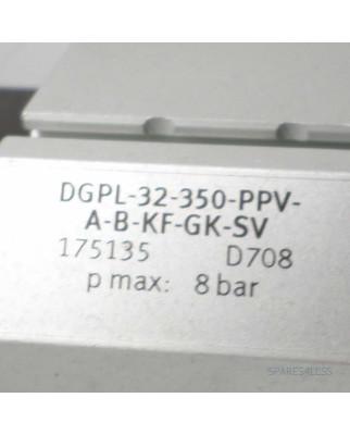 Festo Linearantrieb DGPL-32-350-PPV-A-B-KF-GK-SV 175135 NOV