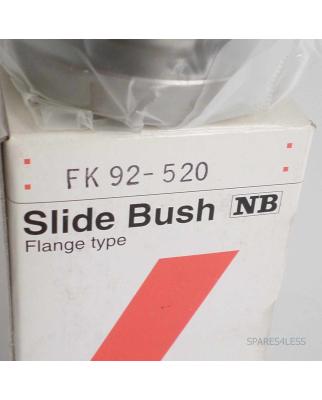 Nippon Bearing Gleitbuchse NB FK92-520 OVP