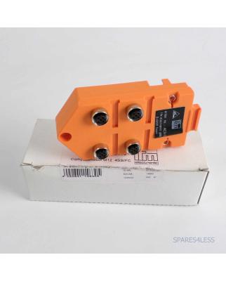 ifm AS-Interface CompactLine M12 4SB/FC AC2413 OVP/GEB