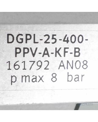 Festo Linearantrieb DGPL-25-400-PPV-A-KF-B 161792 NOV