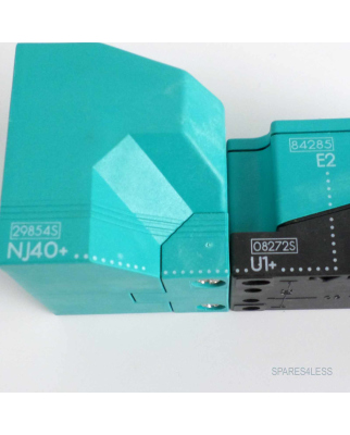 Pepperl&Fuchs Induktiver Sensor NJ40+U1+E2  84528 NOV