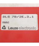 Leuze electronic Datenlichtschranke Empf DLS 78//2E.3.1