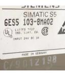 Simatic S5 CPU103 6ES5 103-8MA02 GEB #K2
