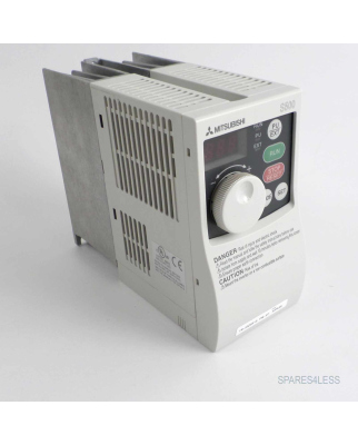Mitsubishi Electric Inverter FR-S520S-0.75K-ECR GEB