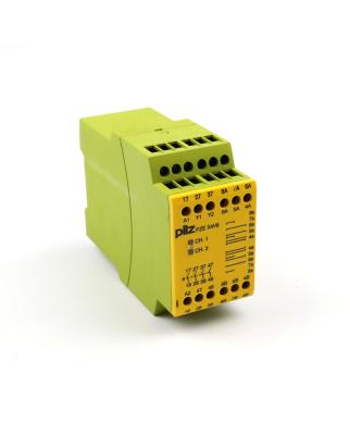 Pilz Kontakterweiterungsblock PZE X4V 8/24VDC 4n/o 774584...