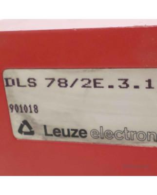 Leuze electronic Datenlichtschranke Empf. DLS 78/2E.3.1 GEB