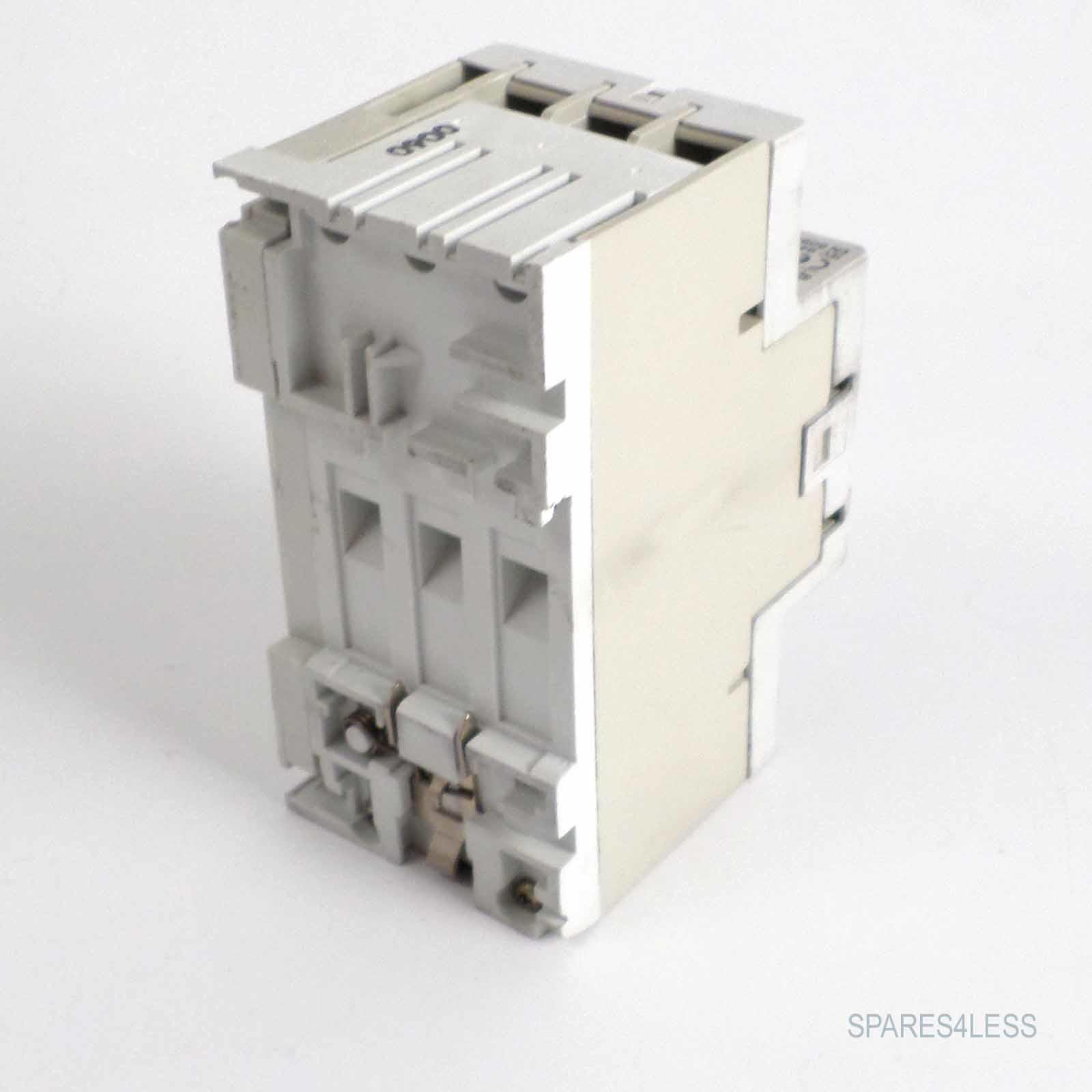 Allen Bradley Manual Motor Starter 140 Mn 2500 Ser C 20