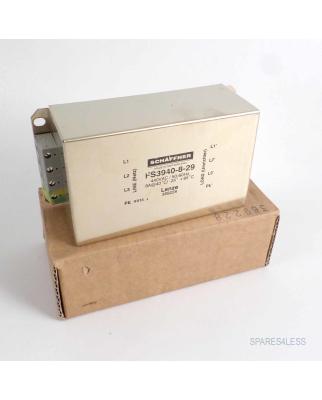 Lenze Entstörfilter 369228 / FS3940-8-29 OVP