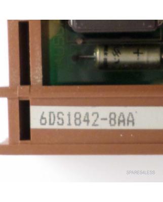 Siemens Teleperm CPU PU-V215-2 6DS1132-8AA GEB