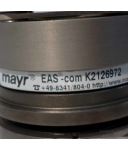 mayr Freischaltkupplung EAS-com K2126972 01/496.614.0 NOV