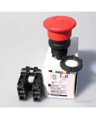 Telemecanique Pilztaster XB5AT845 090375 OVP