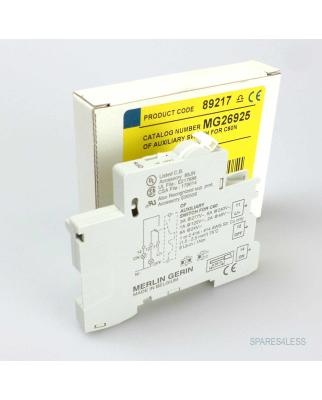 Schneider Electric / Merlin Gerin Hilfsschalter MG26925 OVP
