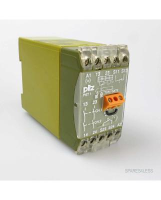 Pilz Sicherheitsrelais PST 1 24 V DC 420080 GEB
