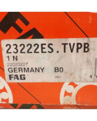 FAG Kugellager Pendelrollenlager 23222ES.TVPB OVP