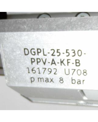 Festo Linearantrieb DGPL-25-530-PPV-A-KF-B 161792 OVP