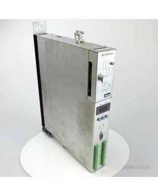Parker Frequenzumrichter SV-M Drive Servax P100-M GEB