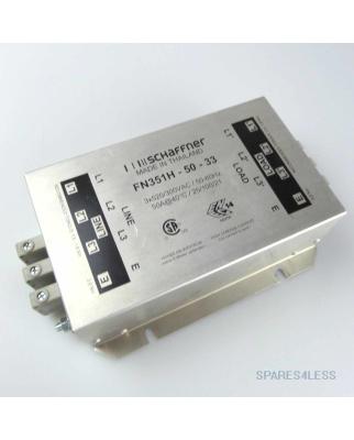 Schaffner Netzfilter FN351H-50-33 GEB