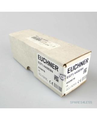 Euchner Einbaugrenztaster EGT1/4ASEM4 033976 SIE