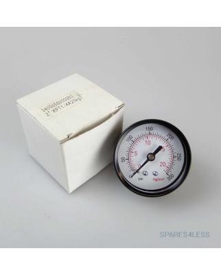 Druckmeter Manometer bis 22 bar 340045C000003 OVP