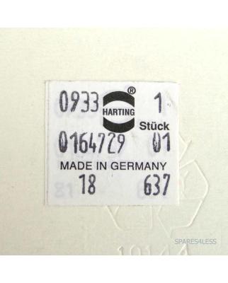 Harting Buchseneinsatz Han 16 ES-AV-F-Links 09330164729 OVP