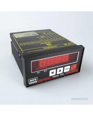 ACS contsys digitaler Drehzahl- und Frequenzmeter LFP 40 NOV