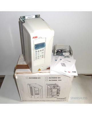 ABB Frequenzumrichter ACS800-01-0003-3+E200+K454 NOV
