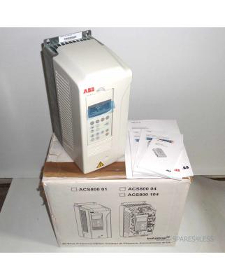 ABB Frequenzumrichter ACS800-01-0003-3+E200+K454 NOV #K2
