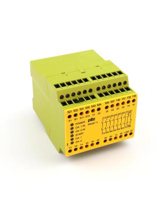 Pilz Sicherheitsrelais PNOZ 11 230VAC 24VDC 7n/o 1n/c...