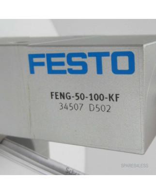Festo Führungseinheit FENG-50-100-KF 34507 D502 OVP