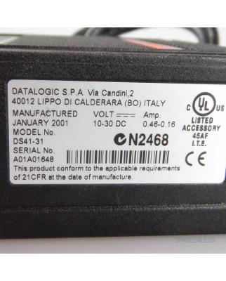 DATALOGIC Barcode Scanner DS41-31 GEB #K2