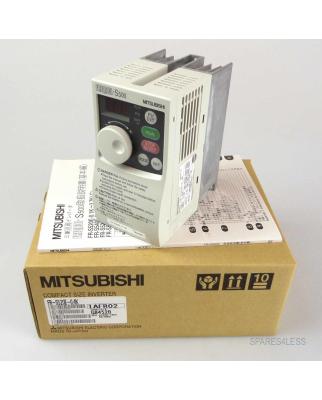 Mitsubishi Electric Inverter FR-S520E-0.4K 0,4kW OVP