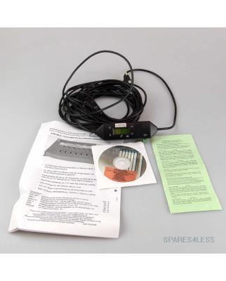 cd electronic PC-MPI-II-Adapter-USB mit LCD 10m 9352.10 GEB