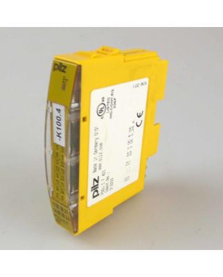 Pilz Sicheres E/A-Modul PSSu E F 4DI 312200 GEB