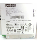 Phoenix Contact Power Supply QUINT-PS/1AC/24DC/10 2866763 GEB