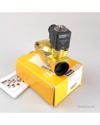 Parker Magnetventil P/N 475265W OVP