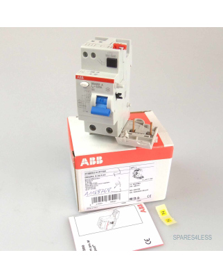 ABB FI-Block DDA202 2CSB202101R1250 OVP