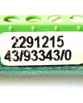 Phoenix Contact Adapter IBS RT P-SMKDSN/1 2291215 NOV