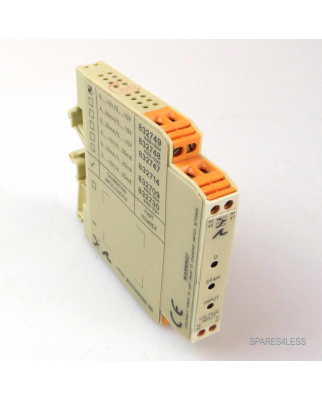 Weidmüller Analogue Isolator W408-00A4 832749 GEB