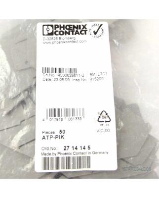 Phoenix Contact Abteilungstrennplatte ATP-PIK 2714145...