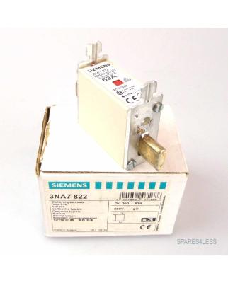 Siemens NH-Sicherungseinsatz 3NA7822 (3Stk.) OVP