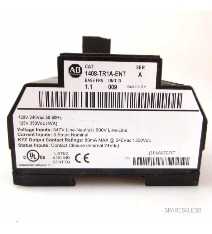 Allen Bradley Power Monitor 1000 : Allen bradley powermonitor  tr a ent ser nov