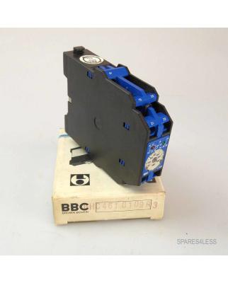 BBC Zeitrelais C462.00 9-180min 110-220V OVP