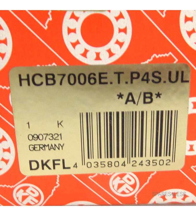 DKFL Spindellager HCB7006E.T.P4S.UL *A/B* OVP