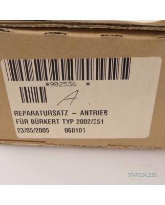 bürkert Antrieb für Ventil Typ 2002/251-A...