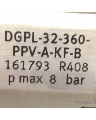 Festo Linearantrieb DGPL-32-360-PPV-A-KF-B 161793 GEB