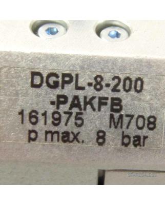 Festo Linearantrieb DGPL-8-200-PAKFB 161975 GEB