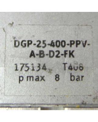 Festo Linearantrieb DGP-25-400-PPV-A-B-D2-FK NOV
