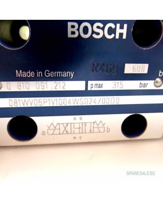 Bosch Regelventil 0810091212 #K2 NOV