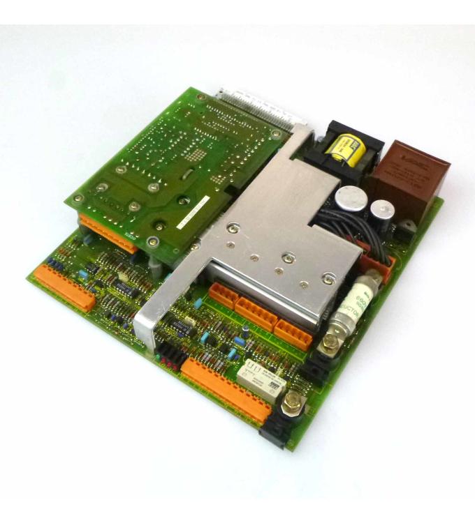 Siemens Simodrive Stromversorgung 6SC6100-0GB12 6SC6 100-0GB12
